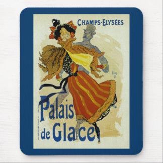 Palais de Glace Mouse Pad