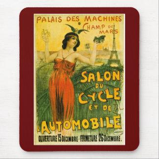 Palais Des Machines Champ de Mars Salon du Cycle Mouse Pad