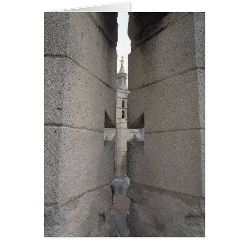 Palais des Papes 2 Stationery Note Card