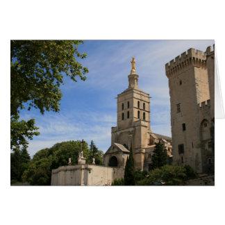 Palais des Papes Card