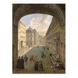Palais Lodron, Salzburg, 1833 Postal
