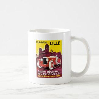 Palais Rameau - Lille - Automobile Ad - 1926 Classic White Coffee Mug