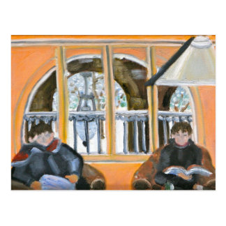 Palais Royal Pals: PARIS Postcard
