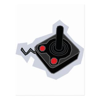 Palanca de mando retra - PC del juego del videojug Postal