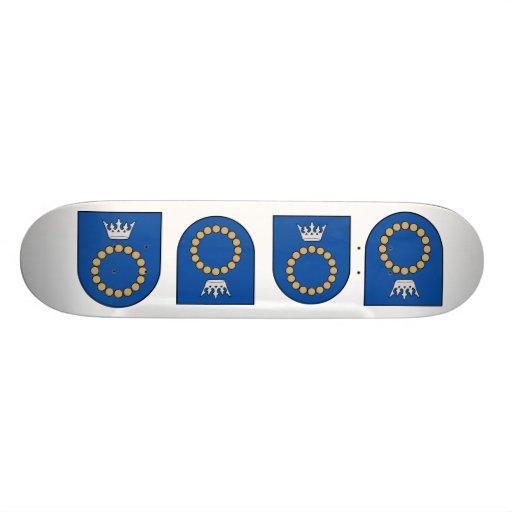Palanga , Lithuania Skate Deck