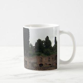 Palatine Hill in Rome, Italy Coffee Mug