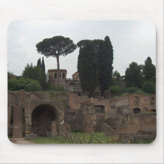 Palatine Hill in Rome, Italy Mousepad