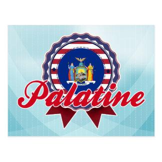 Palatine, NY Postales