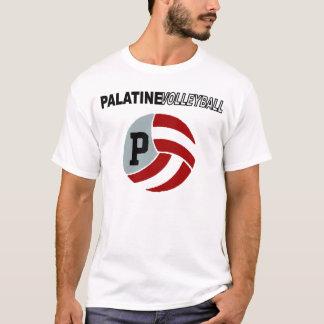 Palatine Volleyball with Logo T-Shirt
