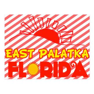 Palatka del este, la Florida Tarjetas Postales