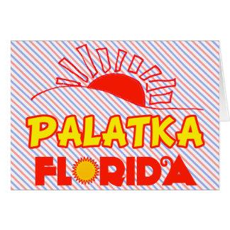 Palatka, la Florida Tarjetas