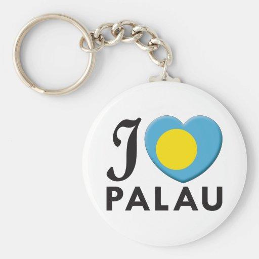 Palau ama llavero redondo tipo pin