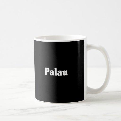 Palau Classic Style Classic White Coffee Mug