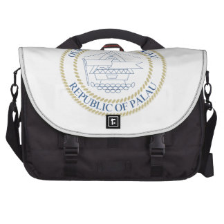 Palau Coat of Arms Bag For Laptop