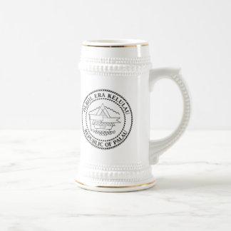 Palau Coat of Arms Mug