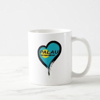 palau coffee mug