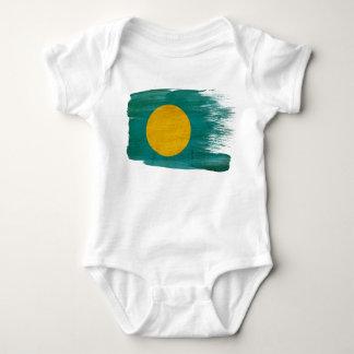 Palau Flag Baby Bodysuit