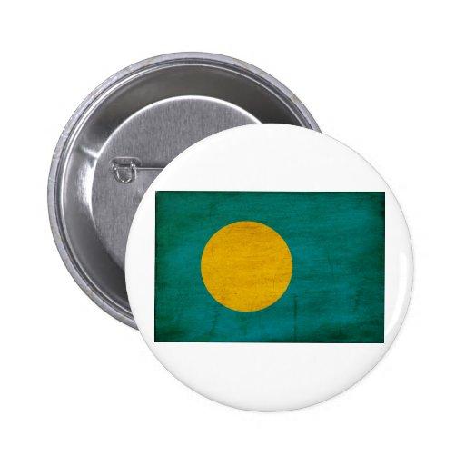 Palau Flag Buttons