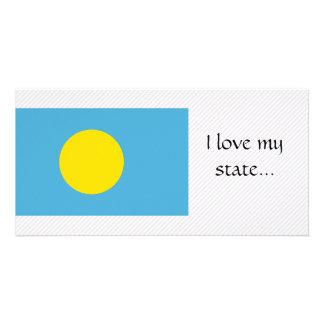 Palau Flag Card