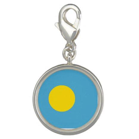 Palau Flag Charm