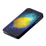 Palau Flag; Firework iPhone 4 Case-Mate Cases