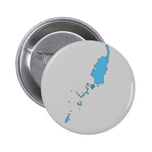 Palau flag map buttons