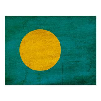 Palau Flag Postcard