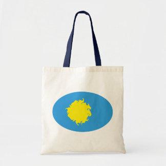 Palau Gnarly Flag Bag