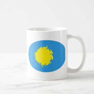 Palau Gnarly Flag Mug