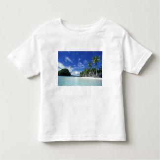 Palau, islas de la roca, isla de la luna de miel, poleras