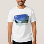 Palau, islas de la roca, isla de la luna de miel, remera