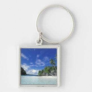 Palau, Rock Islands, Honeymoon Island, World Keychain