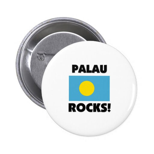 Palau Rocks Pins