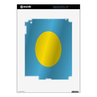 Palau señala por medio de una bandera skins para eliPad 2