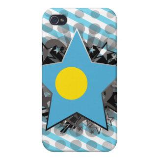 Palau Star iPhone 4 Covers