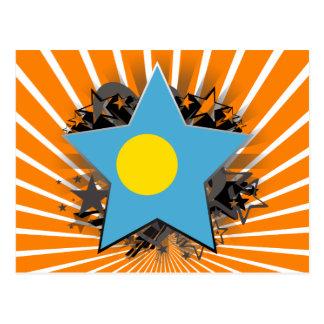Palau Star Postcards