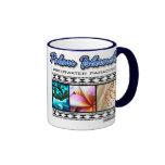 Palau Underwater Paradise Ringer Coffee Mug
