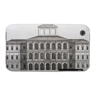 Palazzo Barberini on the Quirinale, finished 1630, iPhone 3 Case-Mate Case
