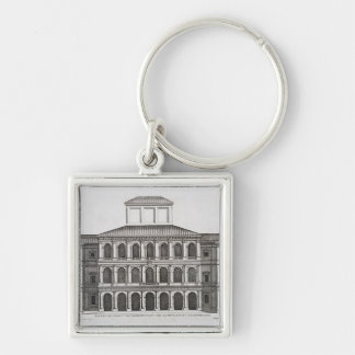 Palazzo Barberini on the Quirinale, finished 1630, Key Chains
