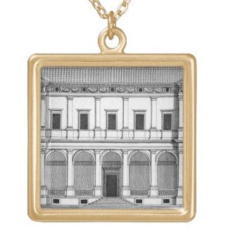 Palazzo Chigi en el Lungara, Roma, de 'Palazzi Colgante Cuadrado