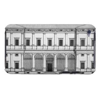 Palazzo Chigi en el Lungara, Roma, de 'Palazzi iPod Touch Case-Mate Carcasas