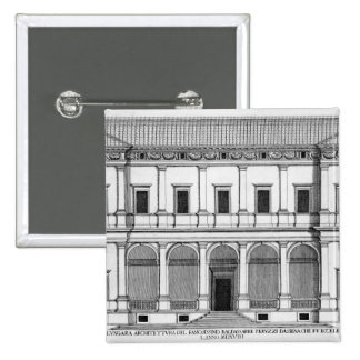Palazzo Chigi en el Lungara, Roma, de 'Palazzi Pin Cuadrado