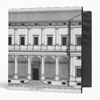 Palazzo Chigi on the Lungara, Rome, from 'Palazzi Binder