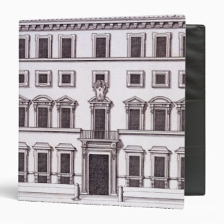 Palazzo Chigi, Piazza Colonna, Rome, from 'Palazzi Binder