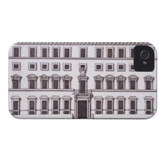 Palazzo Chigi, plaza Colonna, Roma, de 'Palazzi Case-Mate iPhone 4 Protectores