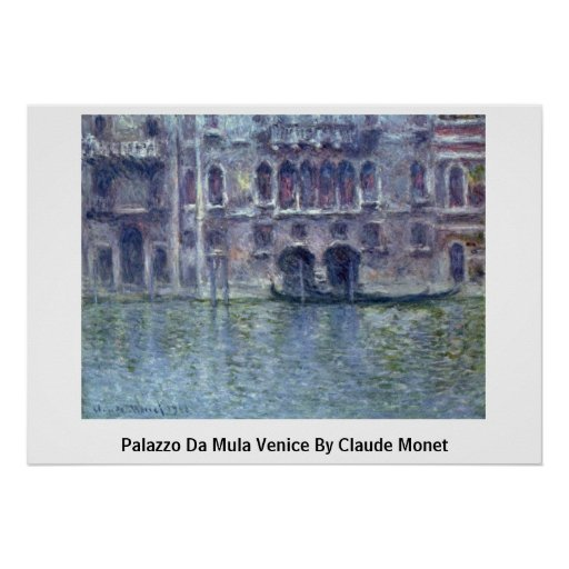 monet palazzo da mula Monet, palazzo da mula - venezia (1908) из facebookcom  claude monet was in almost every sense the founder of french impressionist painting,.
