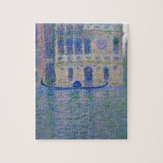Palazzo Darío 4 de Claude Monet Rompecabezas