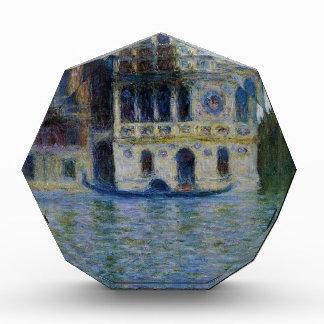 Palazzo Dario by Claude Monet Acrylic Award