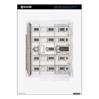 Palazzo del Collegio de Propaganda Fide, from 'Pal iPad 3 Skins