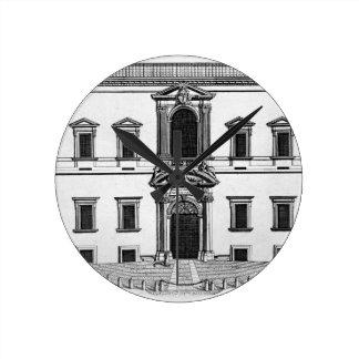 """Palazzo del Quirinale, de los """"di Roma de Palazzi"""" Reloj Redondo Mediano"""